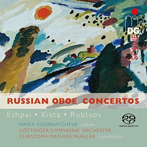 Russian Oboe Concertos (Russian Oboe)