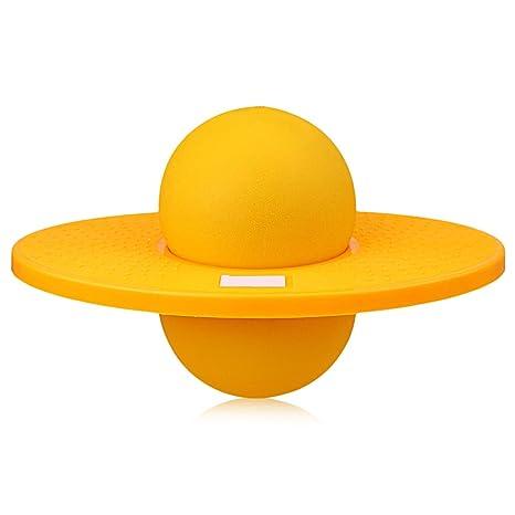 Pelota de Yoga para Saltar y Hacer Ejercicio, balón de Equilibrio ...