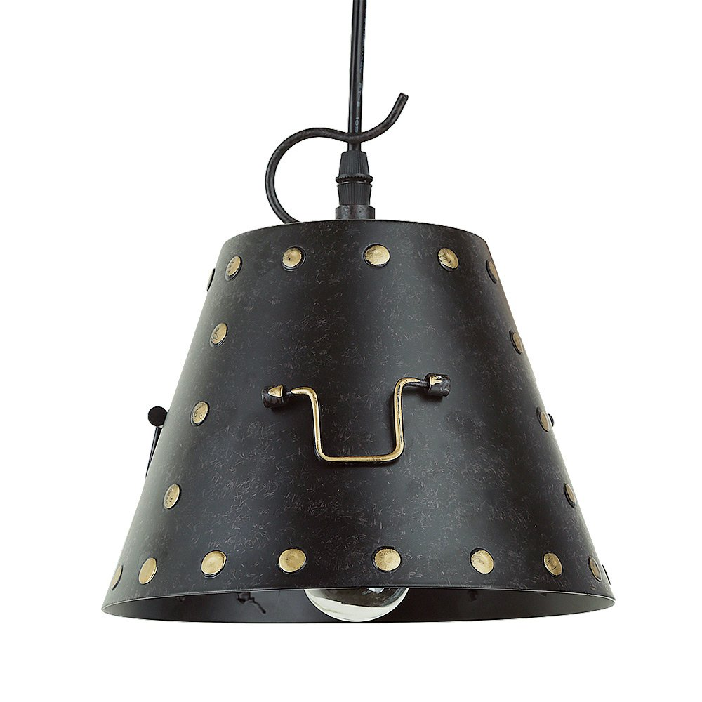 LALUZ 1-Light Pendant Lighting Industrial Ceiling Pendant Lights by LALUZ