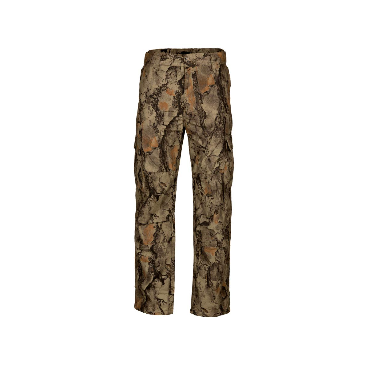 Natural Gear 6 Pocket Tactical Fatigue Pant for Men and Women, Lightweight Hunting Pants, Made with Cotton/Poly Ripstop Material (XX-Large-Long) by Natural Gear