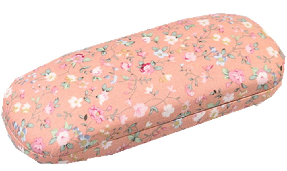 Lovely Cool China Style Reading Glasses Case Holder Box Pouch. (16.1x6.1x4.1cm, Pink)