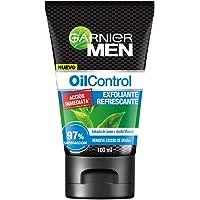 Garnier Men Turbo Light Oil Control Icy Scrub, 100 ml (packaging may vary)