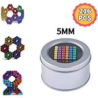 6 Color Magic Building Toy - Magic Blocks Sculpture Toys for Intelligence Learning, Stress Relief & Gift for Adults