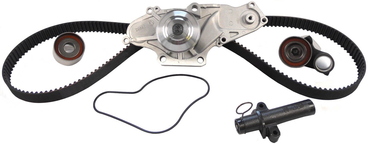ACDelco TCKWP286 Professional Timing Belt and Water Pump Kit with Idler Pulley and 2 Tensioners