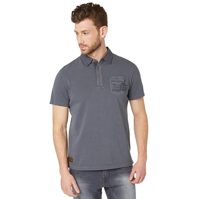 Polo Small Azul Tailor Marino Para Tom Hombre 5TgH1gq