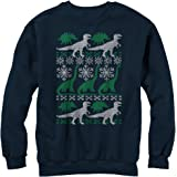 Lost Gods Rein-Bear Ugly Christmas Sweater Mens Graphic T Shirt