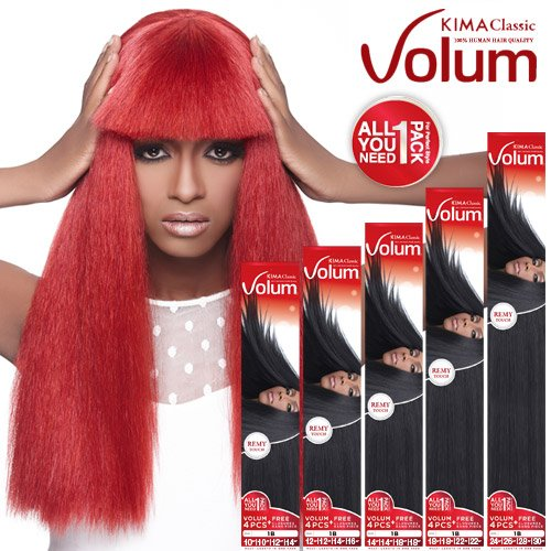 kima classic volum hair