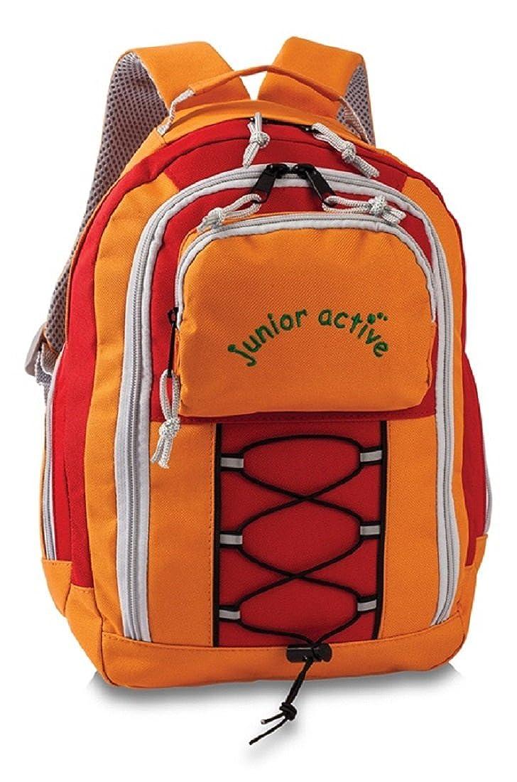デイビッドオレンジのFabrizioバックパックオレンジ   B01IHVJ7S4