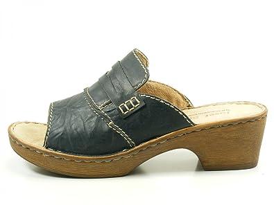 Damen Sandalen Josef Seibel 62905 Rebecca Schuhe Pantoletten Clogs 05 7gyvYbf6I
