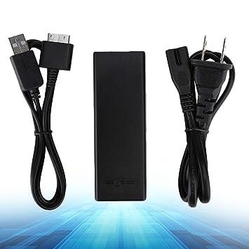 Competibale portátil con PSP GO Adaptador de Corriente Carga ...