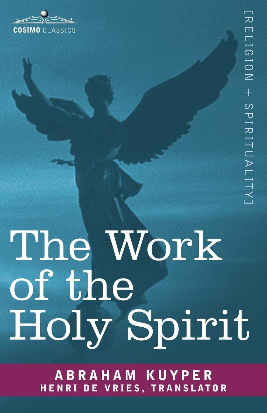 Download The Work of the Holy Spirit (Cosimo Classics) pdf