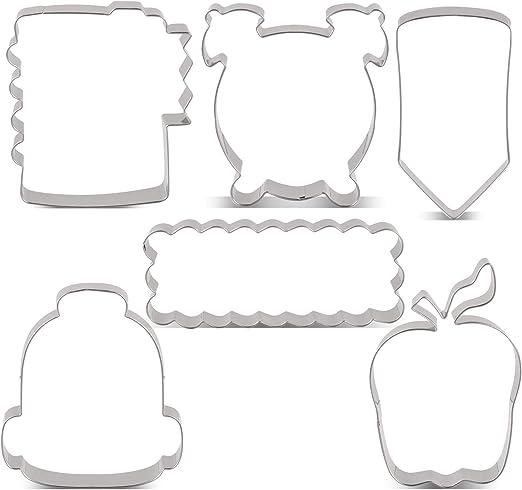 Apple Cookie Cutter Set