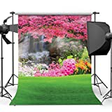 SJOLOON 10X10FT Spring Scenery Pictorial Cloth Customized Photography Backdrop Photo Background Studio Prop JLT4103
