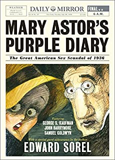 Book Cover: Mary Astor's Purple Diary: The Great American Sex Scandal of 1936