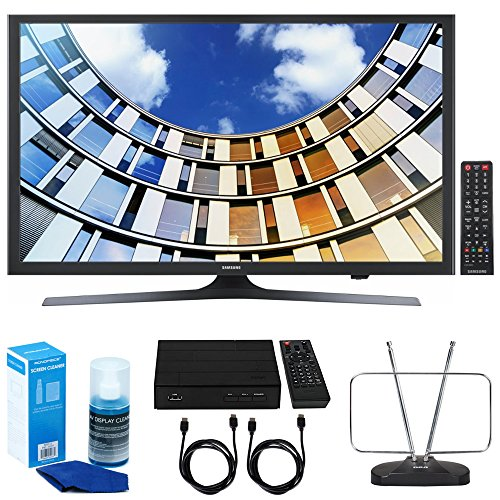 Samsung UN49M5300- 49-Inch Full HD Smart LED TV - Hd Antenna Samsung