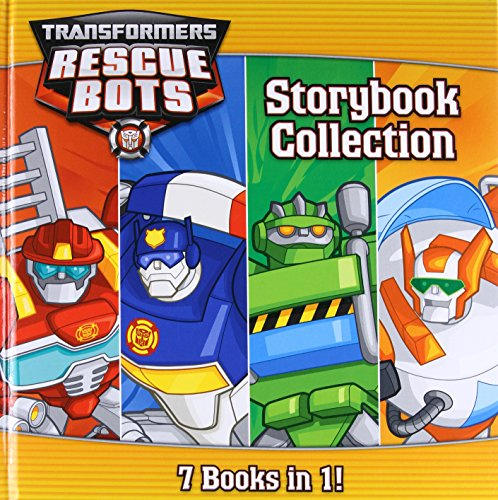 Transformers Rescue Bots:  Storybook Collection]()