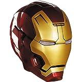 Marvel Disguise Iron Man 3 Mark 42 Adult Helmet Costume Accessory