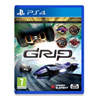 GameStop deals on GRIP: Combat Racing Airblades vs Rollers Ultimate Edition PS4