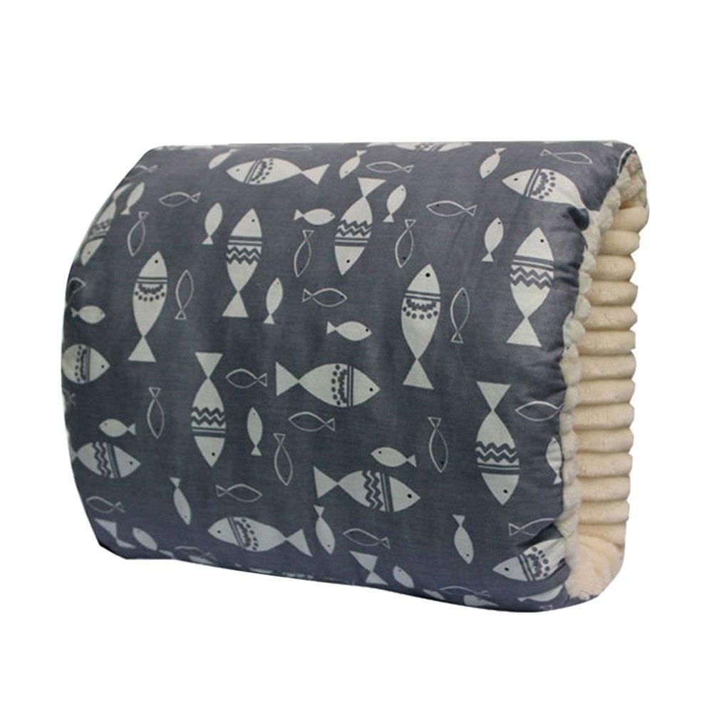 Homeofying Women Mom Cotton Plush Thicken Nursing Soft Arm Pillow Breastfeeding