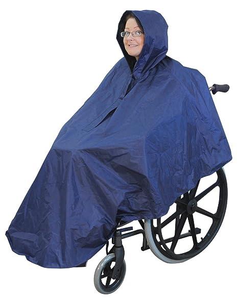Aidapt – Poncho para silla de ruedas Universal (de IVA en el Reino Unido)