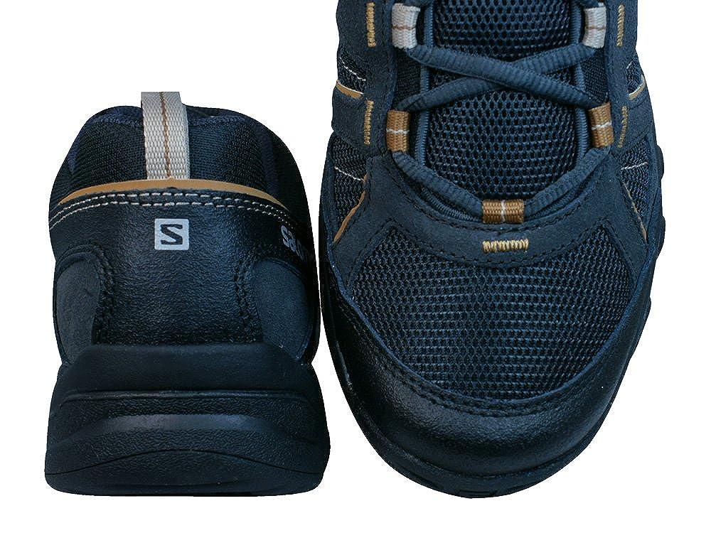Salomon Cruise II Contagrip Schuhe Outdoorschuhe Trekking Wandern Herren schwarz schwarz schwarz c16346