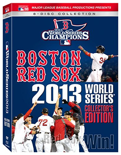 Boston Red Sox 2013 World Series Collector's Edition [DVD] Boston Red Sox Collectors
