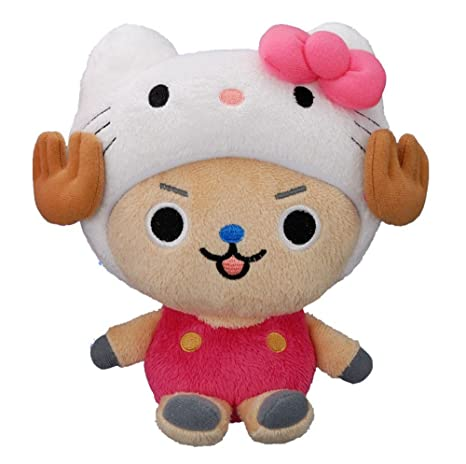 One Piece ~ Hello Kitty S Chopper Doll