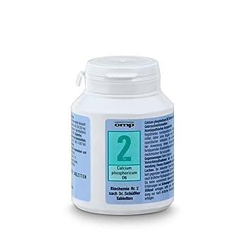 Schuessler Salz Nr 2 Calcium Phosphoricum D6 400 Tabletten