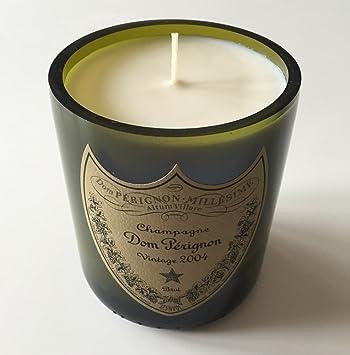 Scented Champagne Handmande Candle Dom Perignon Brut 750 Ml