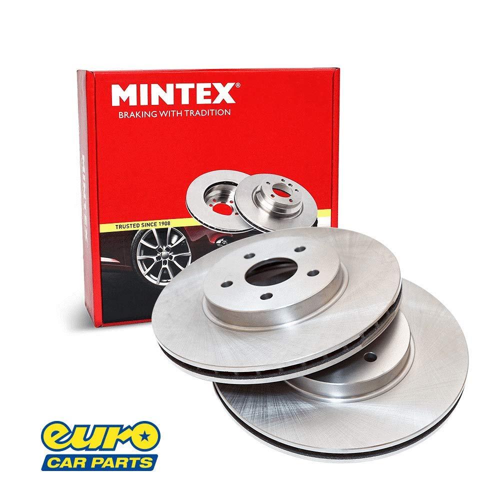 Mintex LD29029-HC M Front Left Brake Disc Internally Vented 345mm Diameter
