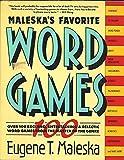 Maleska's Favorite Word Games 9780671504977