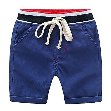 Minuya Shorts Garçon, Enfant Garçon Eté Pantalon