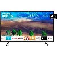 TV 50 Polegadas LED Smart 4K USB HDMI, Samsung Áudio e Video 34229-0-0