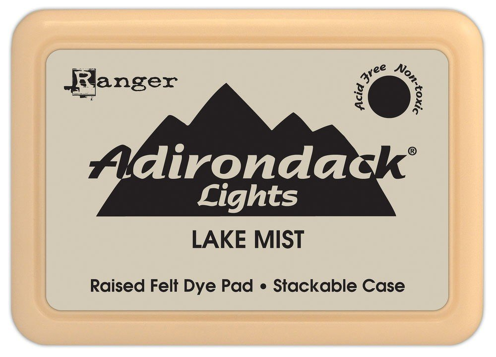 Ranger Lake Mist Adirondack-Stempelkissen, grau: Amazon.de: Küche ...
