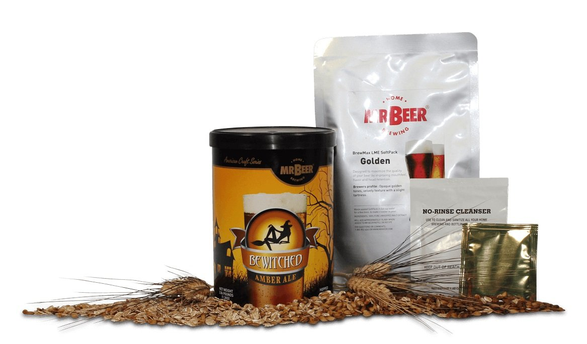 Mr. Beer That Voodoo Homebrewing Beer Refill Kit 90-15095-00