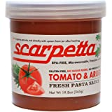 Scarpetta Tomato and Arugula, 19.8-Ounce Jars (Pack of 4)