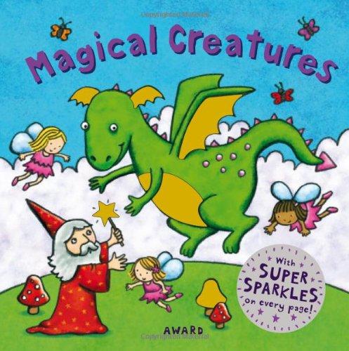 Read Online Magical Creatures: A Super Sparkles Concepts Board Book PDF