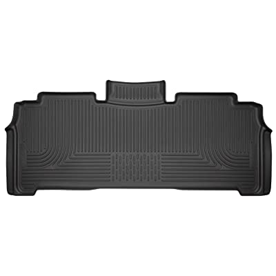 Husky Liners Fits 2020-19 Chysler Pacifica Weatherbeater 2nd Seat Floor Mat: Automotive
