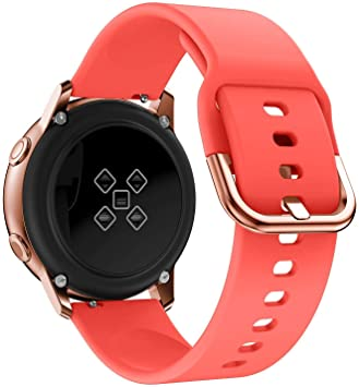 Isabake Correa Compatibles con Galaxy Watch Active, Samsung Galaxy ...