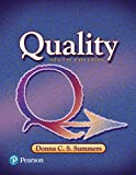 img - for Quality (6th Edition) (What's New in Trades & Technology) book / textbook / text book