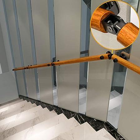 LXYu-Stair handrail Barandilla de Madera para Escalera de 1 pie-14 pies, Corredor de ático para Acceso a Las Barras de Apoyo del Hospital, 1ft: Amazon.es: Hogar