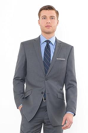 a72115209862 Combatant Gentlemen Men's Charcoal Slim Fit Suit 38 Regular Charcoal