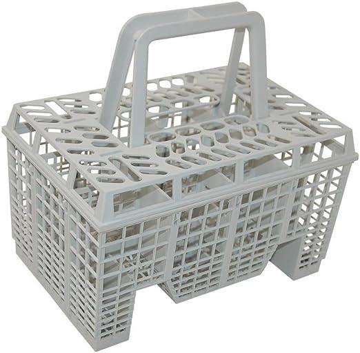 Amazon.com: Zanussi lavaplatos gris cesta de cubiertos ...