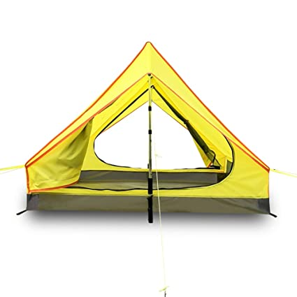 Amazon.com  Survivalist Lightest Two Person Trekking Pole Tents-Reduce Weight for C&ing in 4 Seasons  Sports u0026 Outdoors  sc 1 st  Amazon.com & Amazon.com : Survivalist Lightest Two Person Trekking Pole Tents ...