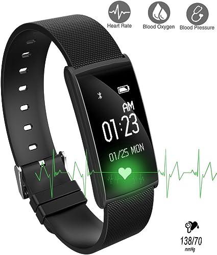 ROGUCI Smart Pulsera Bluetooth Wristband, Impermeable Frecuencia ...
