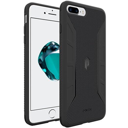 2 opinioni per Custodia per iPhone 7 Plus/iPhone 8 Plus, serie con scocca in