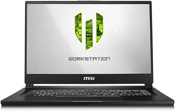 MSI WS65 9TJ-006 15,6 I79750H+HM370/32GB/TB SSD/T2000 W10P ...