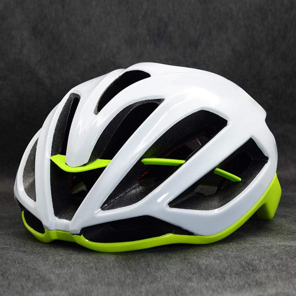 Claean-Acces-Home CascoPlegable Casco de Bicicleta de Carretera Aero Rojo Casco de Ciclismo Casco de Bicicleta de montaña MTB Capacete Casco de Bicicleta de Seguridad Deportiva Exterior Mate