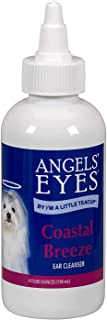 product image for Bulk Buy: Angels' Eyes (2-Pack) Dog & Cat Ear Rinse 4oz Coastal Breeze AECBE4