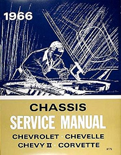 - THE ABSOLUTE BEST 1966 CHEVY CAMARO FACTORY CHASSIS REPAIR SHOP & SERVICE MANUAL - INCLUDES: ALL MODELS - Engines, Brakes, Clutch, Exhaust, Steering, Transmission, Suspension, Electrical, Cooling etc. 66 CHEVROLET